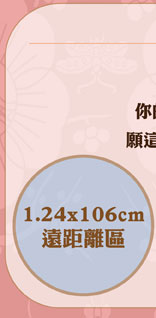 1.24x106 cm遠距離區