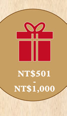 NT$501- NT$1,000